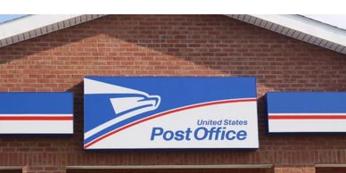We are also a Village Post Office. We sell stamps, take prepaid packages, and send flat rate boxes.