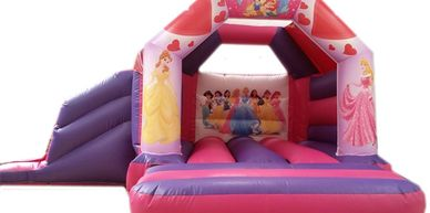 Princess Slide Combi