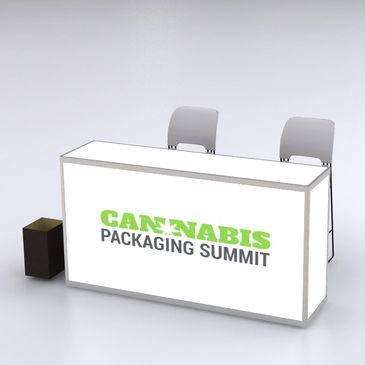 Cannabis Packaging Summit Booth