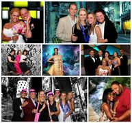Green screen backgrounds allows us to place your guests on another world, in another era or location