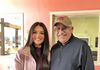 In Support Of Puerto Rico Disaster Relief, Taino Group Founder with Orgullo De Puerto Rico, 2006 Miss Universe Zuleyka Rivera!