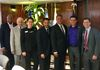 Taino Group Founder, With Diverse Group of Orlando Business Leaders!