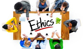 Ethics is at the core of reliability, and uprightness, it's the act of delivering on promises made.