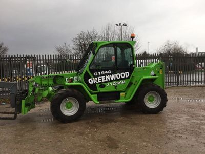 Merlo 38.12 Telehandler for hire, 12mtr telehandler for rental, 12mtr telehandler for sale. 12mtr