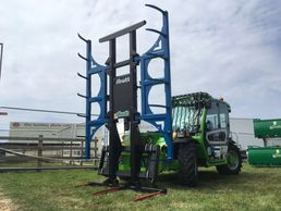 Greenwood hire telehandler hire