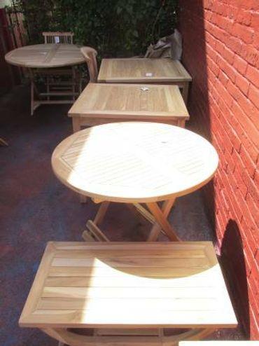 Teak Garden Patio Furniture In Portland