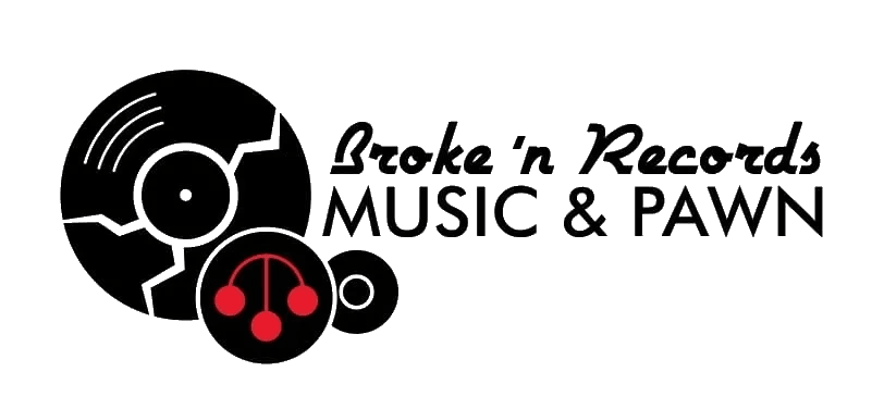 Broke n' Records Music and pawn