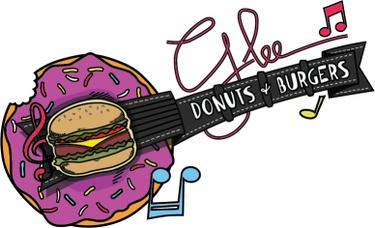 Glee Donuts and Burgers