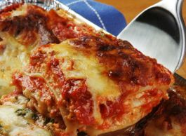 Hearty Homestyle Lasagna - Carryout - D'Masti Catering Inc