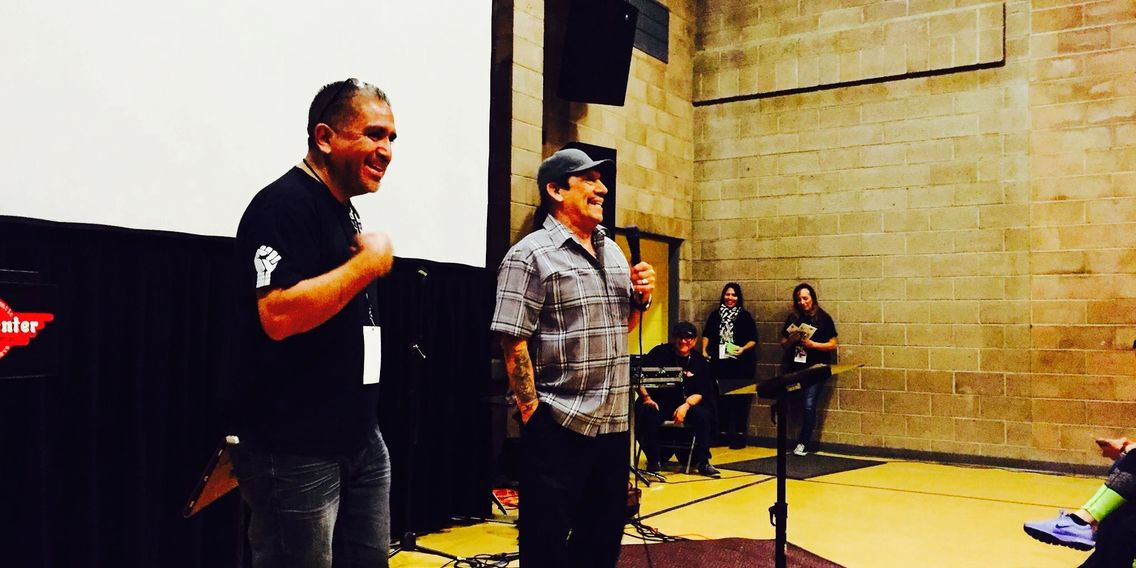 Community Outreach with Danny Trejo, NIGHT OF HOPE - STOP THE VIOLENCE - SAVE OUR YOUTH!
