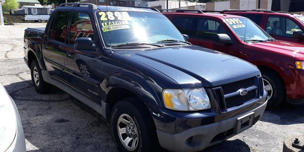 2001 Ford Sport trac explorer