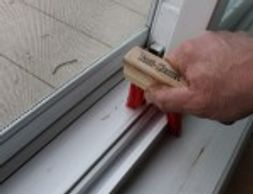 Hartmann Window & Gutter Cleaning in Fort Worth, Luxury Window Track Cleaning