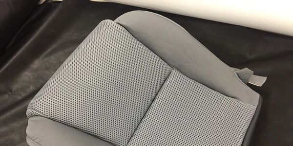 Toyota Tacoma seat covers