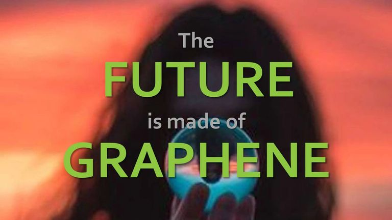 The Future is Made of Graphene
