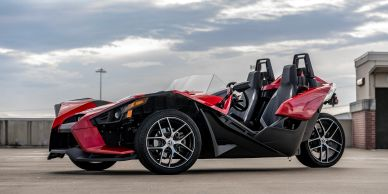 2018 Polaris Slingshot SL Red