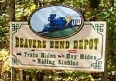 Beavers Bend Train & Horse Rides