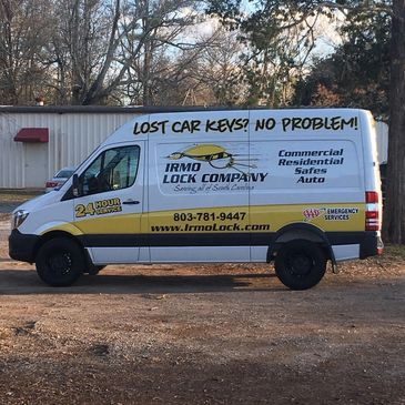 mobile locksmith, automotive keys, auto keys, 24 hour service, commercial, residential, safes, AAA emergency service provider 803-781-9447