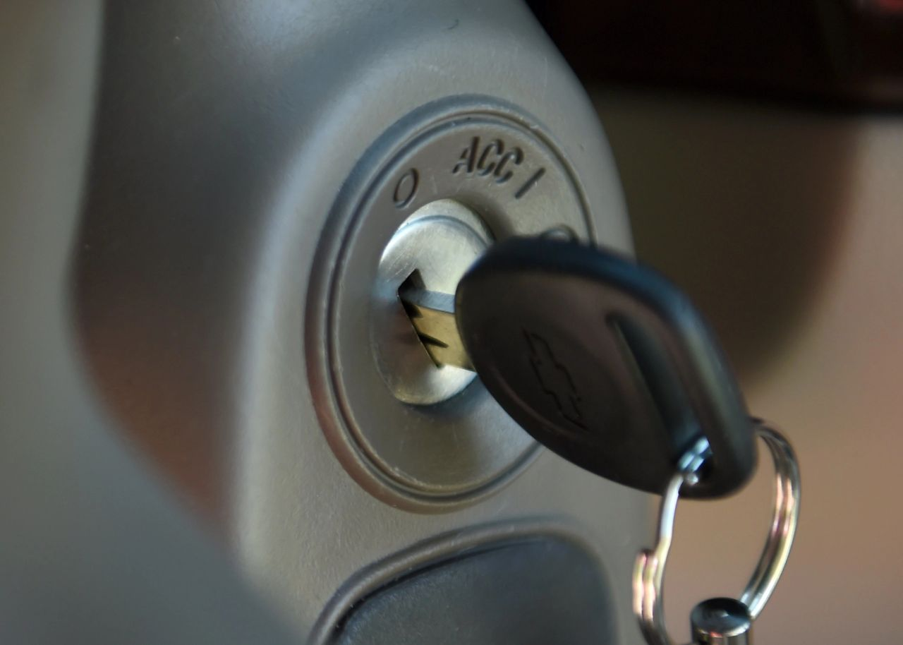 automotive re-key, ignition, high security key