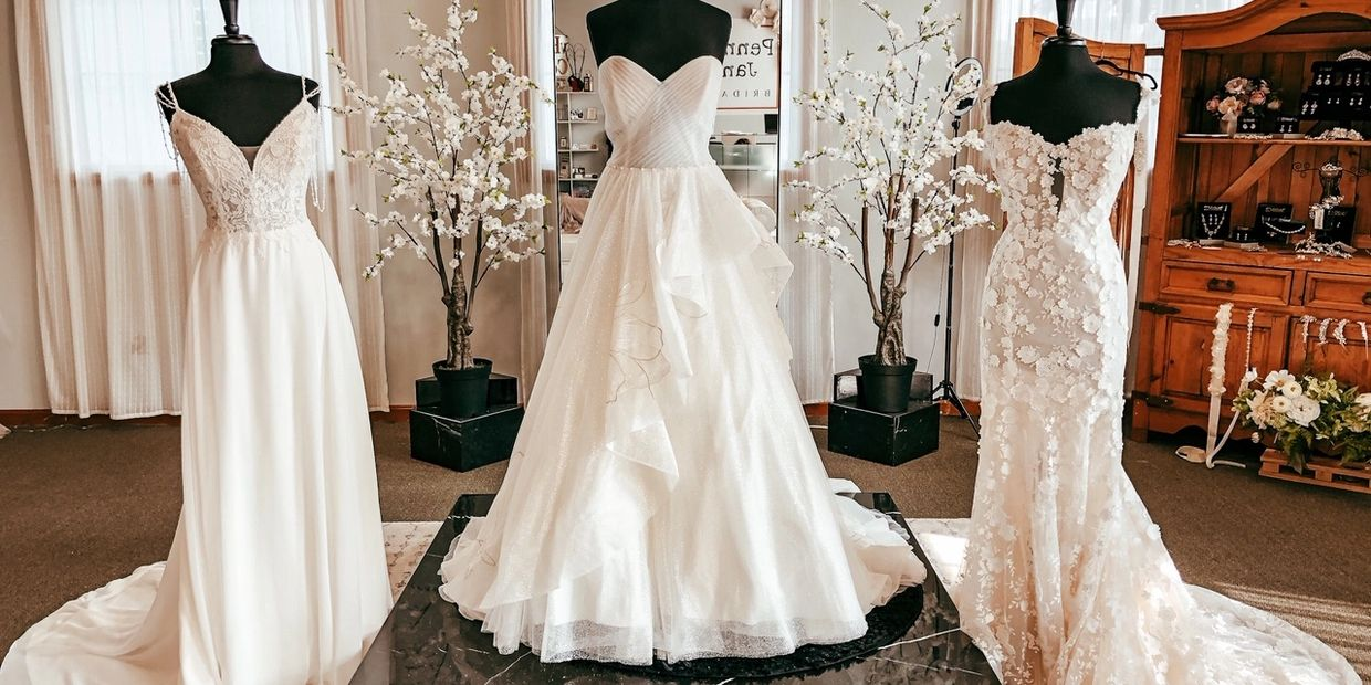 wedding-dress-bridal-gown-boutique-lace-ball-gown-strapless-floral-affordable-worcester-mass