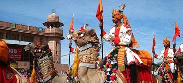 Camel Festival at Bikaner