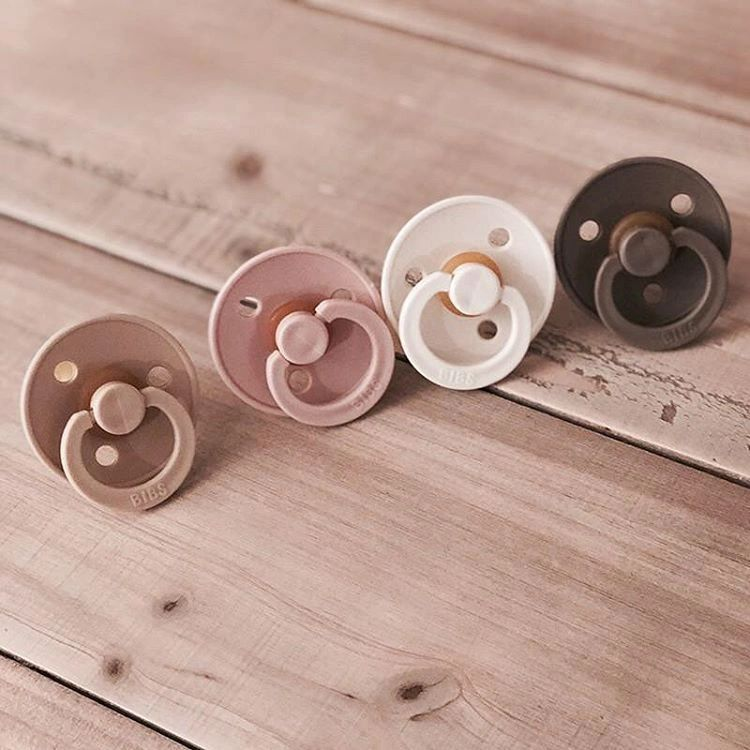 colorful pacifier