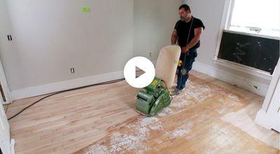 Hardwood Floor Sanding Dr Floor Hardwood Refinishing