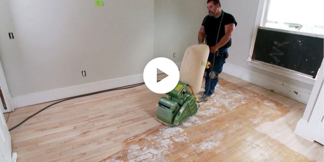 Sanding Wood Floor Drfloor Hardwood Refinishing Drfloor