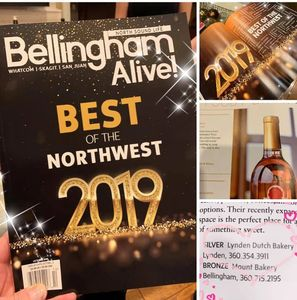 Best of the Northwest Silver Award 2019!