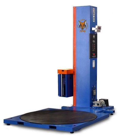 Fox Integrated Scale Package Pallet Stretch Wrapping Turntable