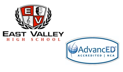 East Valley High School Academics ∙ Arts ∙ Technology