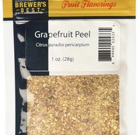 grapefruit peel for tea mix