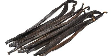 whole vanilla bean for elderberry tea mixes