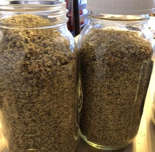 dried elderflower 16 cups in one pound
