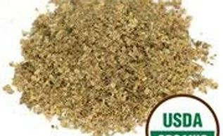Certified Organic Dried Elderflower 1 lb bulk bag, Elderflower tea