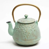 Cast Iron Tea Pot with Infuser