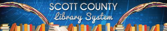 Scott County Public Library Logo
