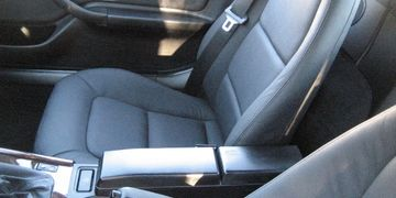 GAHH BMW Z3 Leather bucket seat upholstery