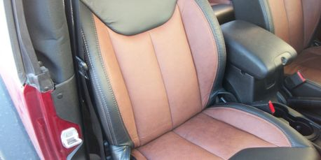Custom Leather leather auto upholstery