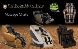 Massage Chairs Sioux Falls SD