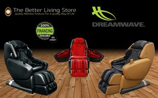 Dreamwave Massage Chairs