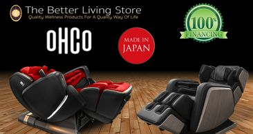 OHCO Massage Chairs USA, Sioux Falls, SD, Dreamwave massage chair Sioux Falls sd, OHCO Massage Chair
