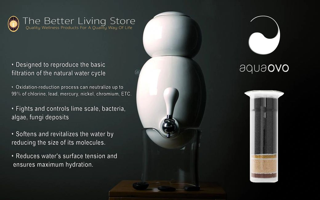 Aqua Ovo - OVOPUR Water Filtration System