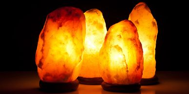 Himalayan Salt Rock Lamps sioux falls south dakota