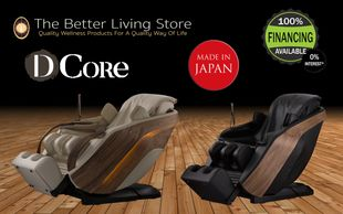 D Core Massage Chairs USA