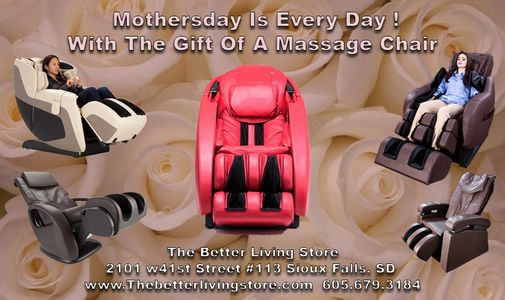 Massage Chair Mothers Day Sale Sioux Falls, SD