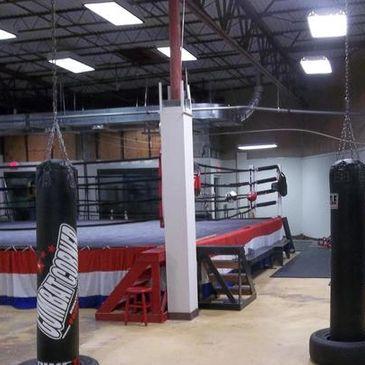 Ultimate Gym - Boxing/Martial Arts, Martial Arts/Boxing