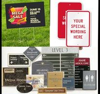 indoor outdoor signs