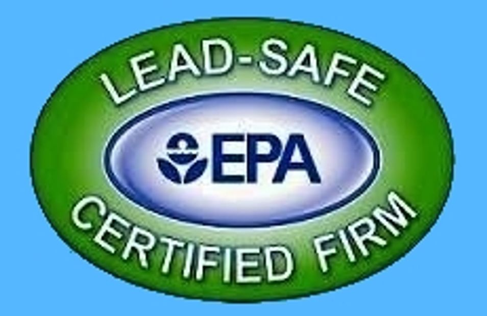 Tampa Handyman EPA Lead-Safe Certification  Logo, For certified Firm