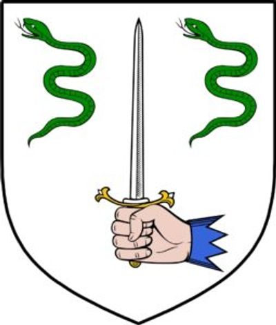 The O'Day family crest