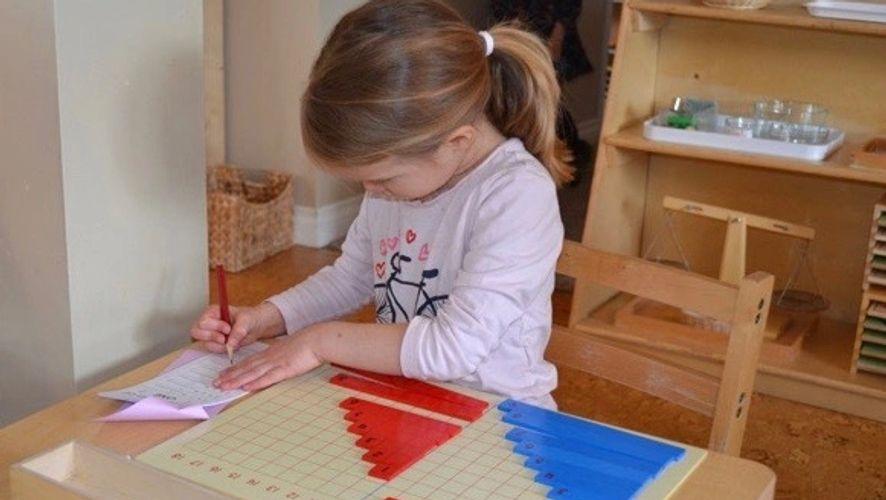 Montessori In Saskatoon Brilliant Star Montessori School